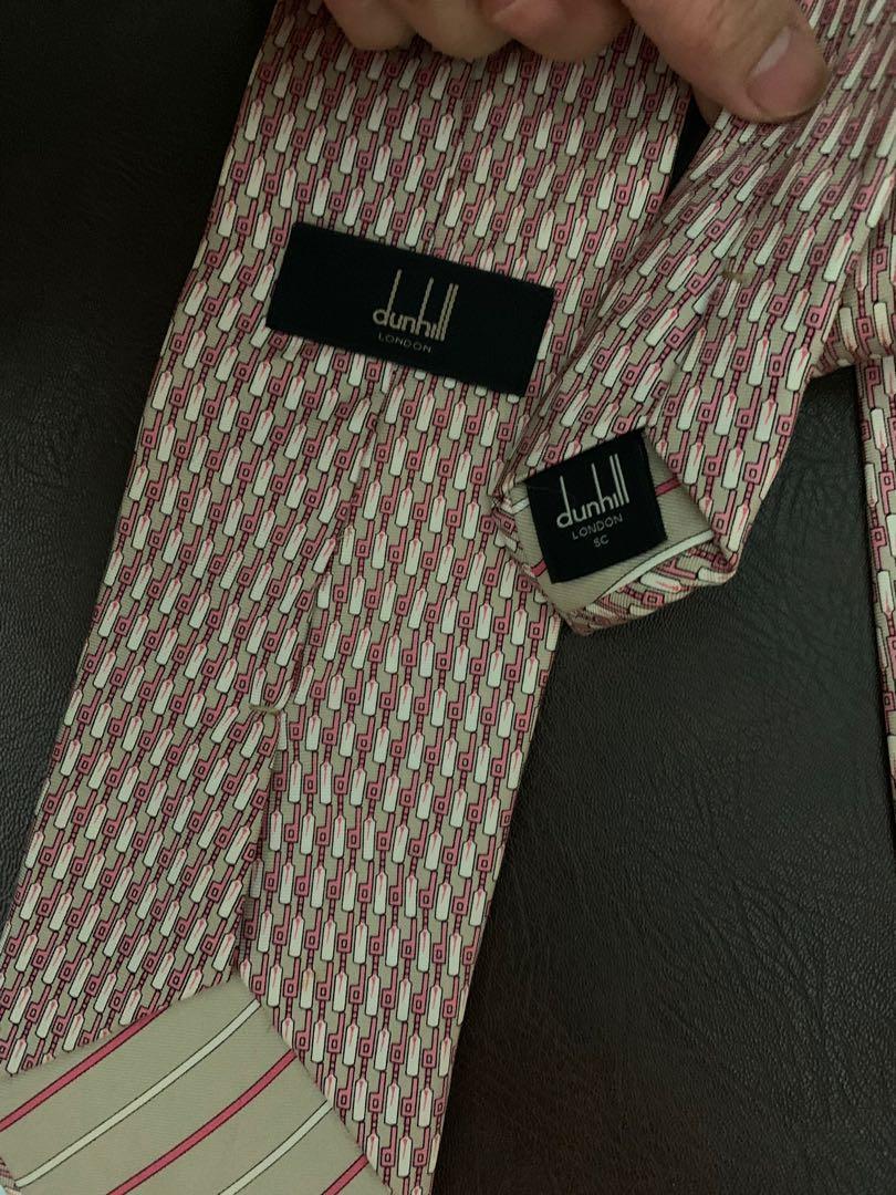 Dasi LV dan dunhill authentic