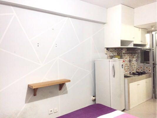 Disewakan Apartemen Bintaro Parkview Tipe Studio