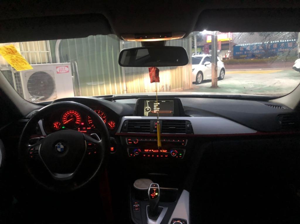 【FB搜尋桃園阿承】寶馬 超人氣328I跑13萬 2012年 2.0 白色 二手車 中古車