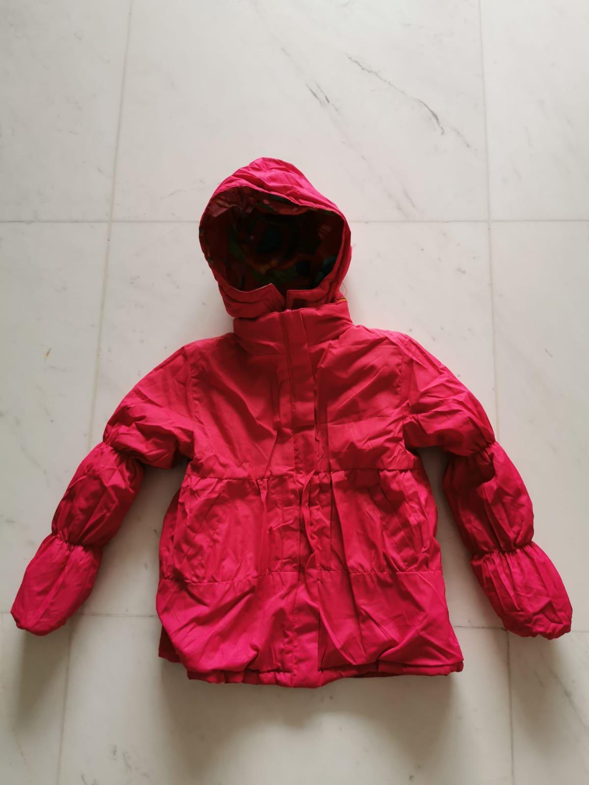 Girl Winter Jacket