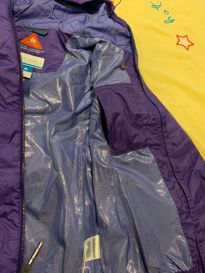 Girl's Winter lightweight Jacket