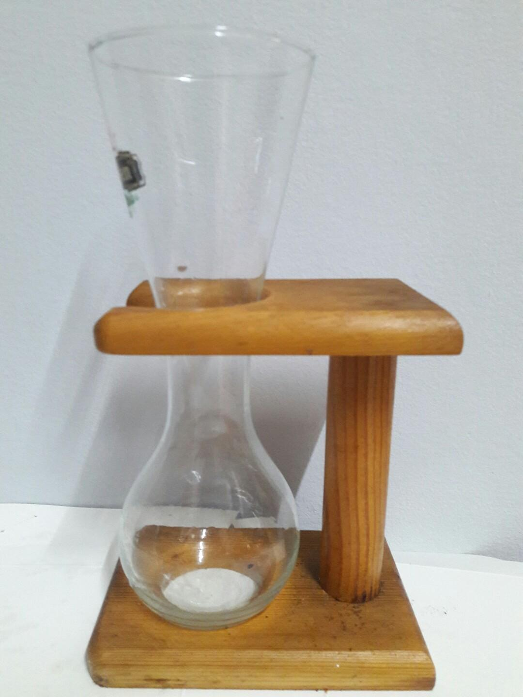 Heneiken Glass and holder