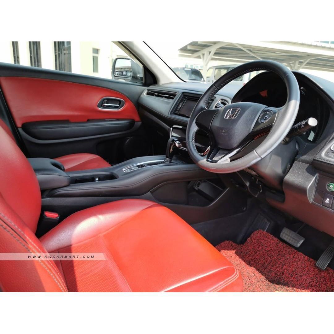 Honda Vezel 1.5 X i-VTEC Auto
