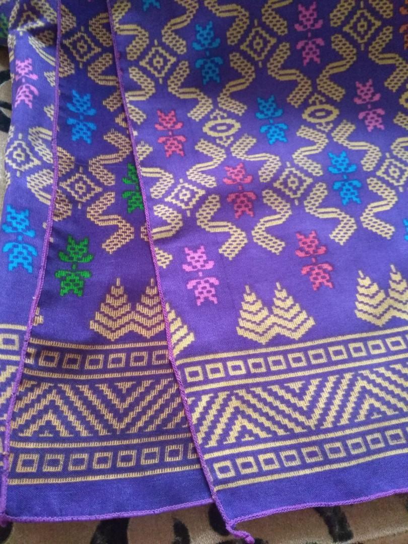 Kain motif batik Bali