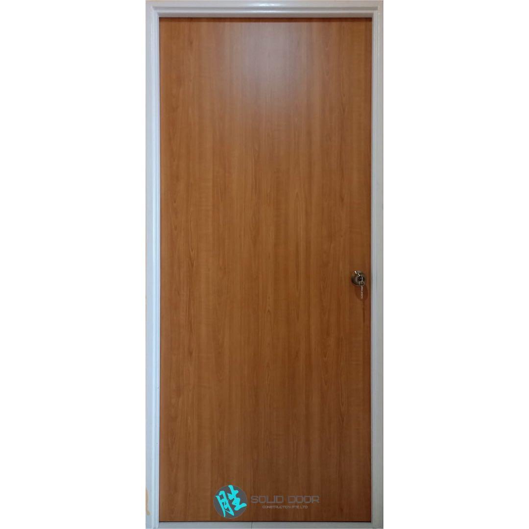 Laminate Doors for HDB & BTO BEDROOM