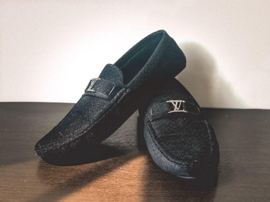 Lv Louis Vuitton men's loafer