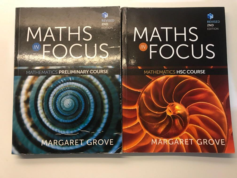 Mathematics Advanced Preliminary and HSC Textbooks