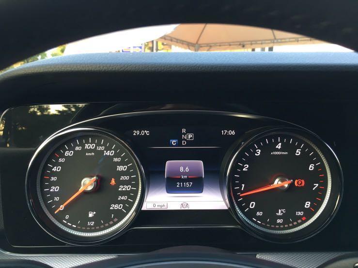 Mercedes-Benz E250 Estate