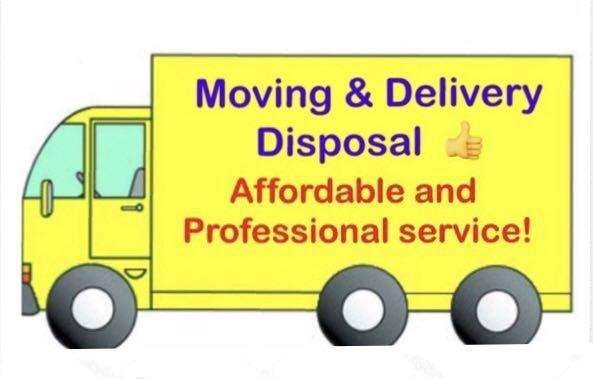 Mover/ Delivery and Disposal service 👍