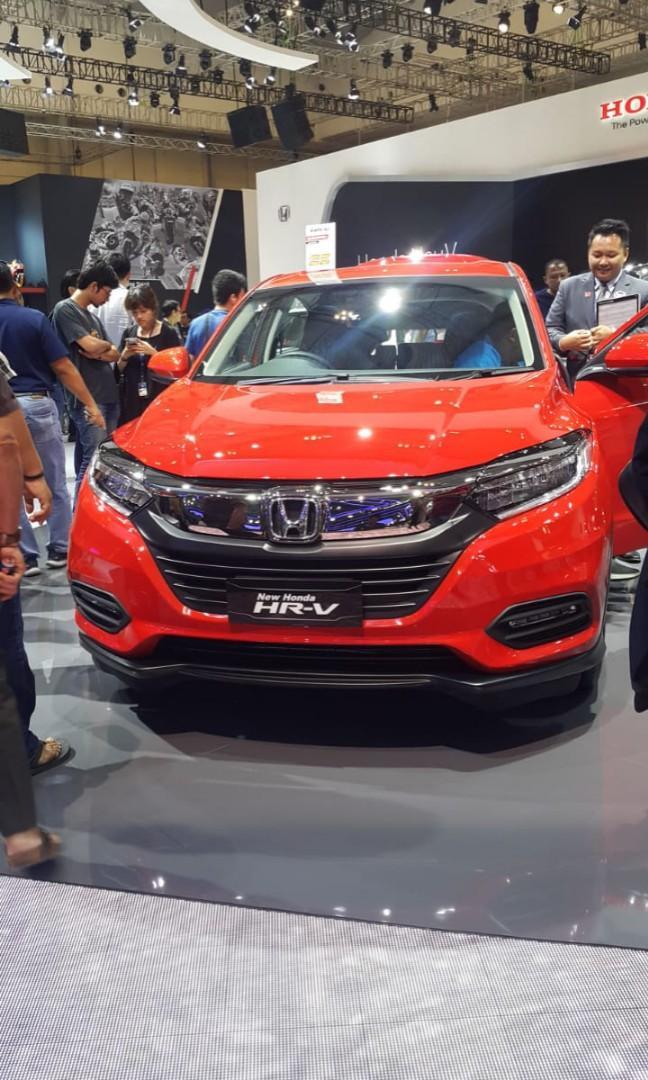 New Honda HRV E Spesial Edition 2019, Promo November YES