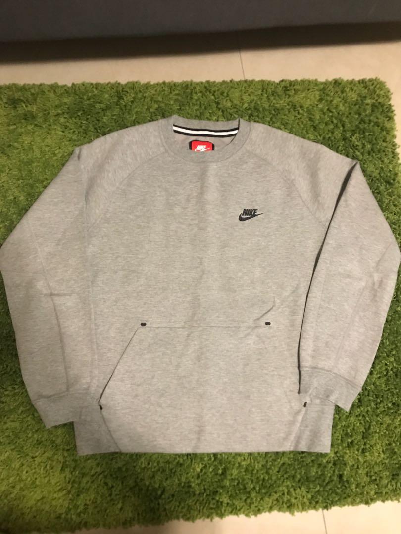 Nike tech fleece sweater 衛衣 (M)