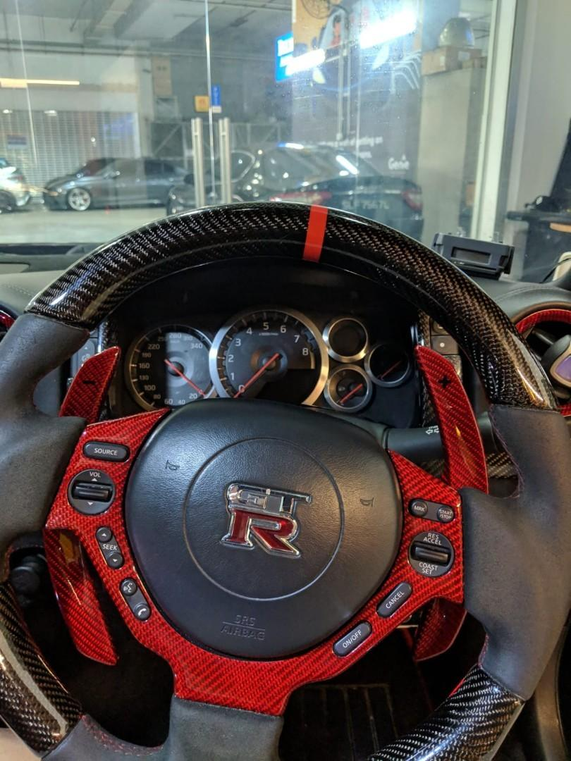 Nissan GTR (Personal Long Term Lease)