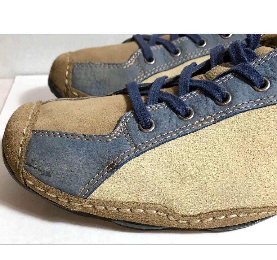 Palladium Leather & Suede Sneakers Men's Casual Shoes