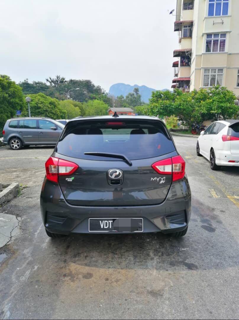 Perodua myvi 1.5