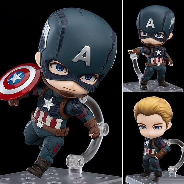 PO Nendoroid Captain America Endgame Edition