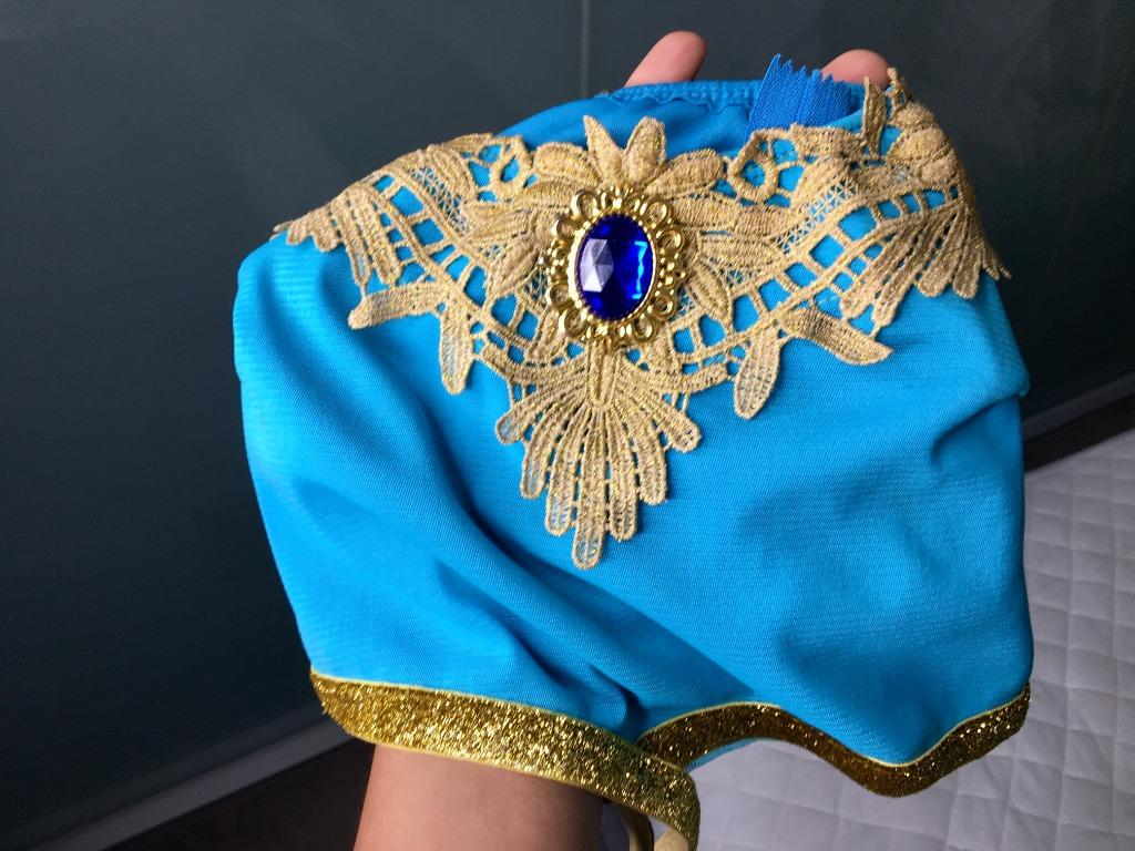 Princess Jasmine Costume Womens Medium - Used Once for 3 Hours Halloween