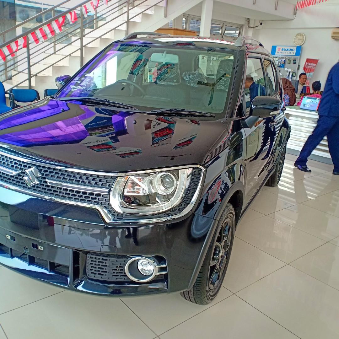 Promo Suzuki bulan November, hadiah cabutan menarik dan DP ringan