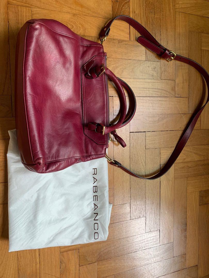 Rabeanco sling bag in Genuine leather