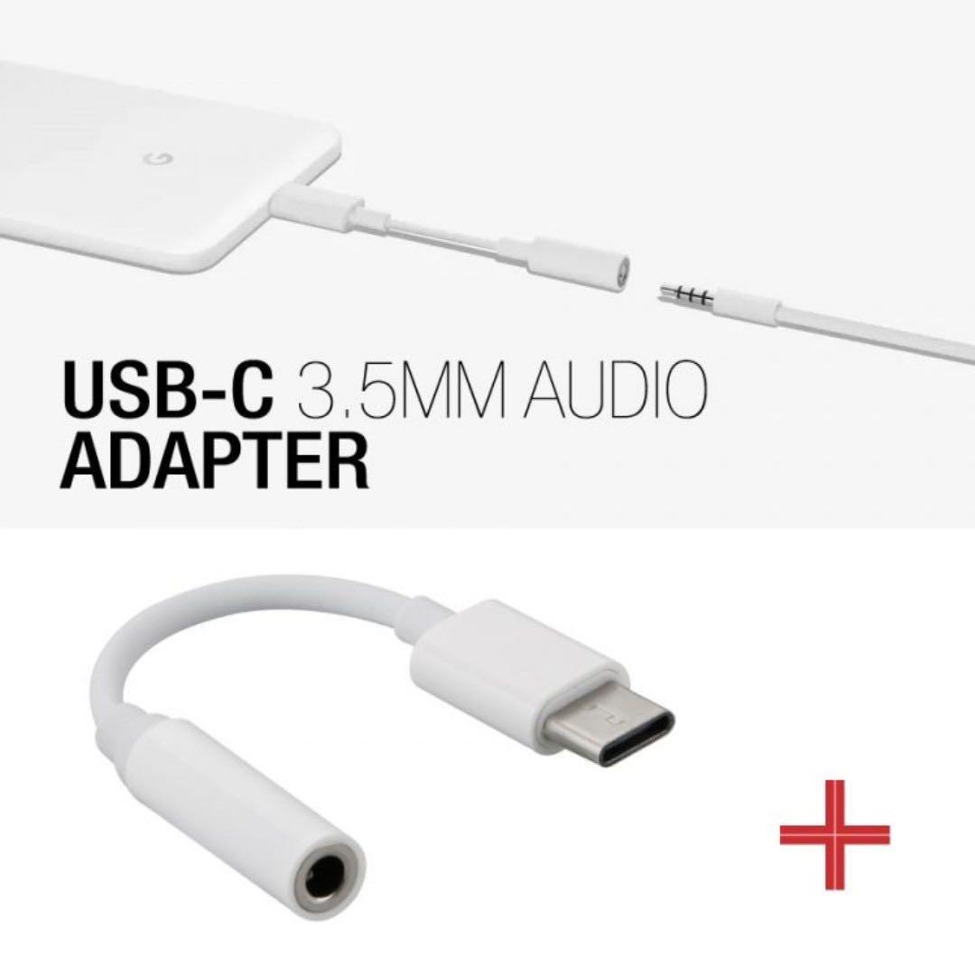 *SG SELLER* Headphone Jack Adapter for Type C to 3.5mm AUX