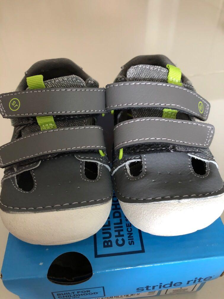 Stride Rite Baby Boy Shoes size 4.5