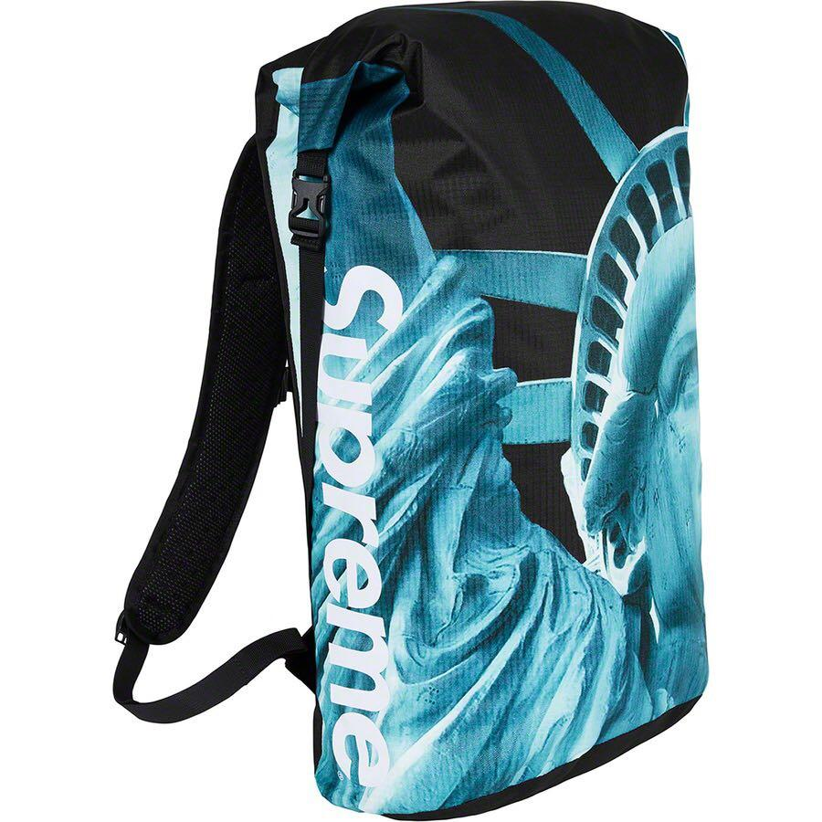 Supreme®/The North Face TNF® Statue of Liberty Waterproof Backpack 自由神象 背囊