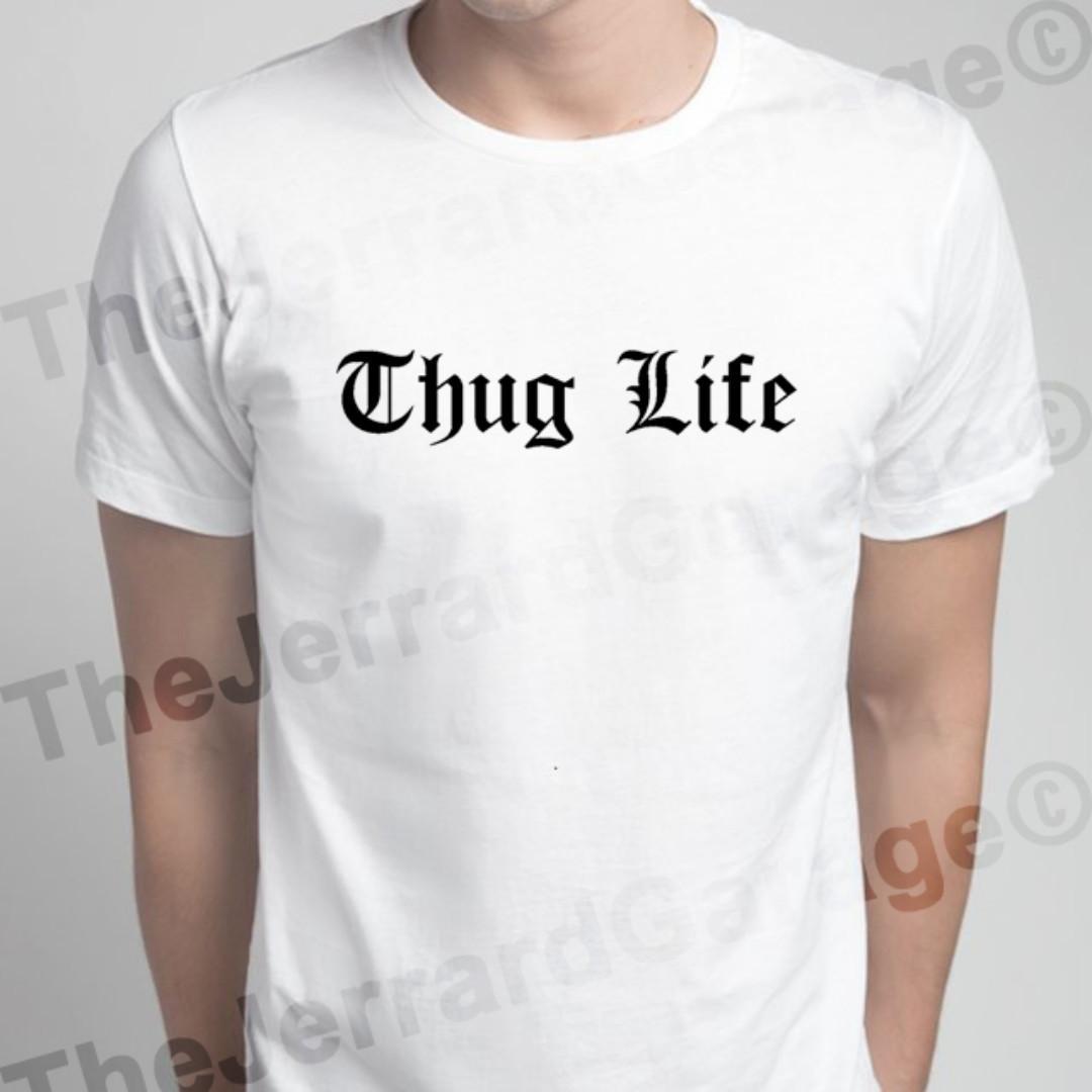 Thug Life Meme T-Shirt