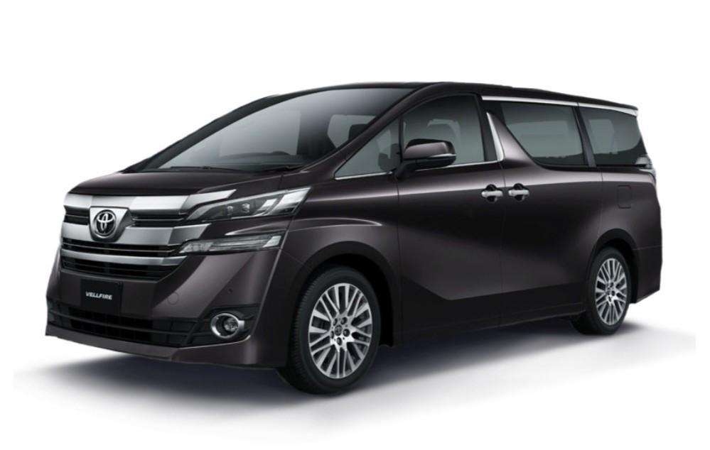 Toyota Alphard / Vellfire Transfer Service