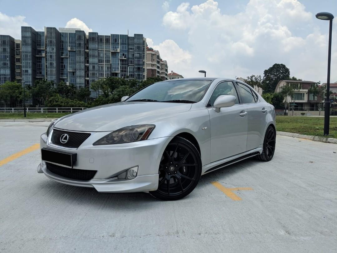 Toyota Lexus IS250 (Personal / PHV Usage)