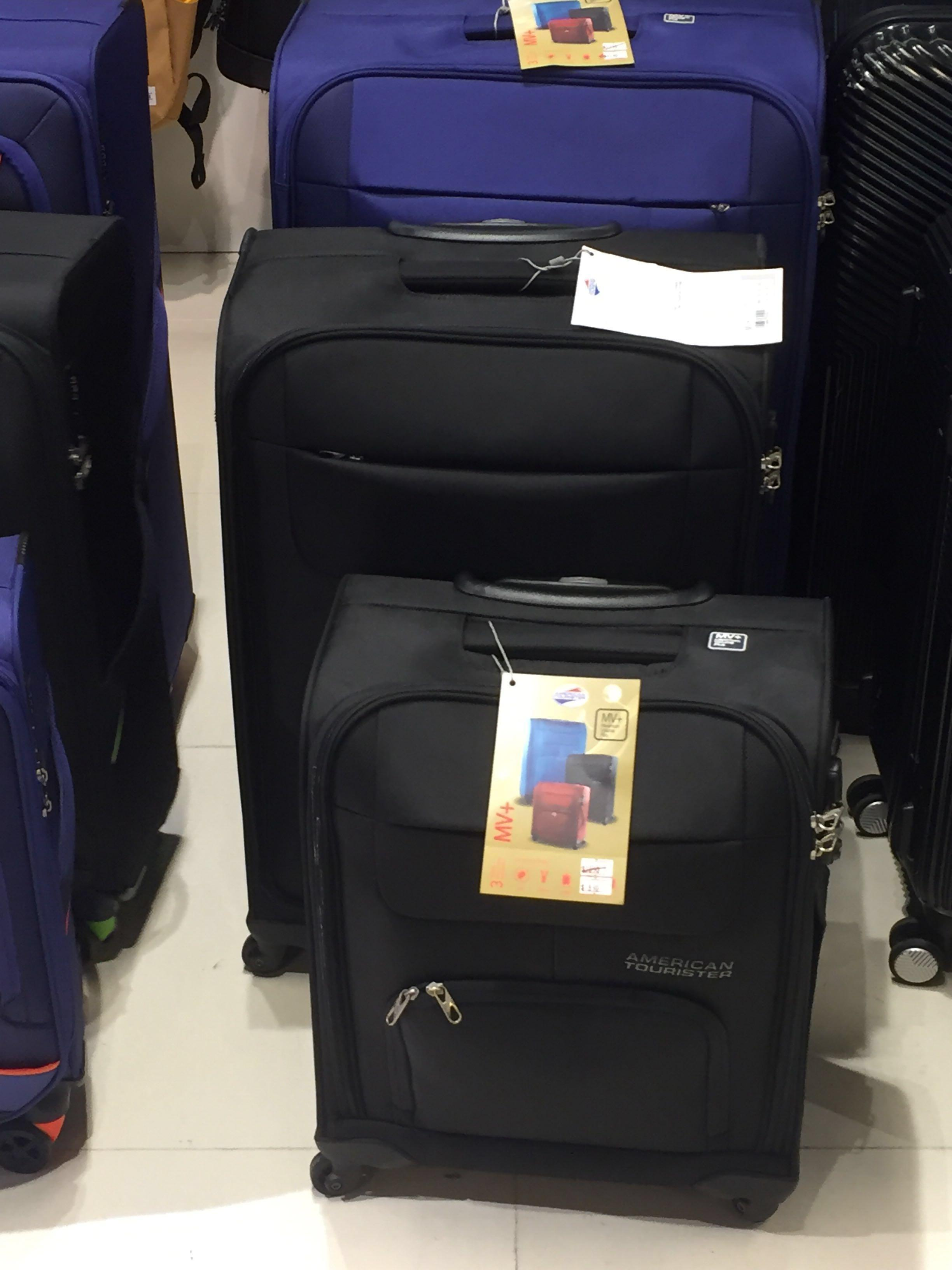 [used] american tourister mv+ 24吋 寄倉用行李箱 旅行喼