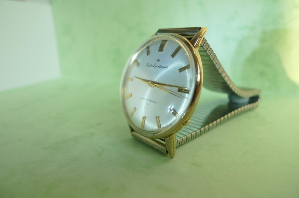 Vintage Seiko sportsmatic Automatic Watch......1960's