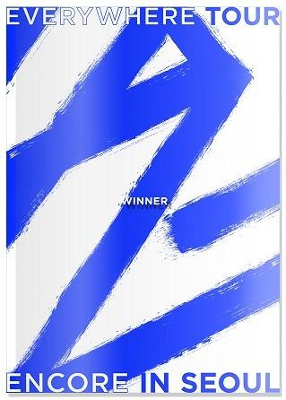 WINNER-2019 WINNER EVERYWHERE TOUR ENCORE IN SEOUL [DVD + LIVE CD]