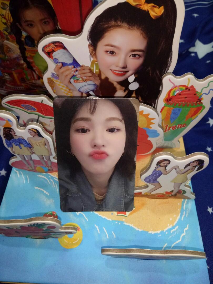 WTS Red Velvet The ReVe Festival Day 1 Limited Edition Wendy Photocard