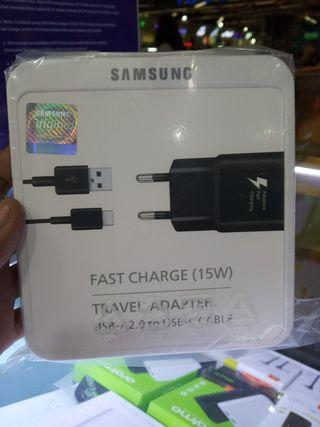 Charger samsung type C Fast Charging Original