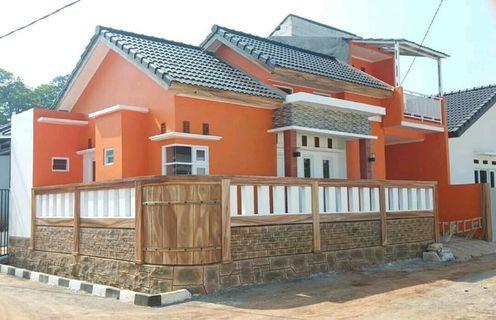 Dijual Rumah Baru Design sesuai dengan selera anda di Cimanggis
