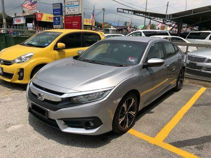 Honda Civic 1.5 for Rent
