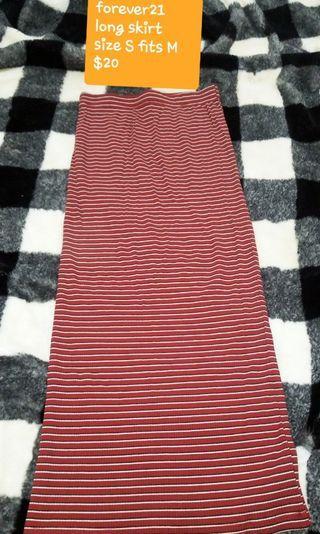 Forever's 21 long skirt