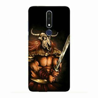 Battle For Honour Nokia 7.1 Custom Hard Case