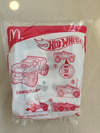 MCD Hotwheels