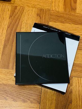 限量Addiction 10週年 空中飛人 限定彩妝盤(遮瑕膏、頰彩與蜜粉餅)