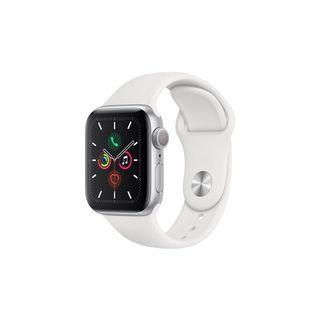 Apple Watch series 5 GPS 44mm Silver Aluminium (BNIB) #special1111