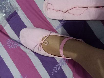 Ballet Shoes Pink Chandra