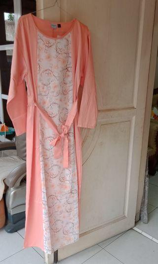 Gamis/dress baru S Salem shopie martin