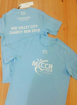 Mid Valley City Charity Run 2019 Shirts