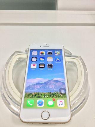iphone 6 32gb gold garansi resmi aktif 2020 fullset