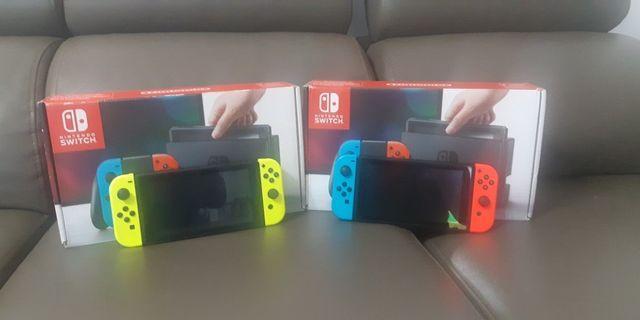 Nintendo Switch Neon / Yellow Jailbreak