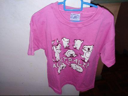 Tee shirt made in Australia