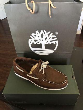 全新Timberland 皮鞋US10