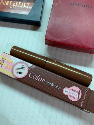 Etude house 韓國自帶 染眉膏 3號 color my brows
