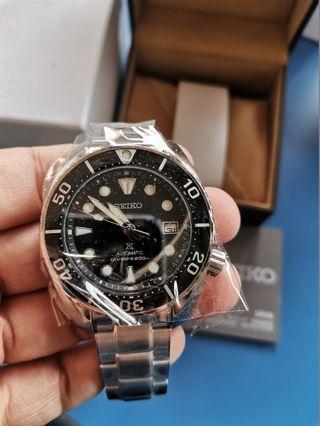 Seiko SBDC083 SPB101J1 Black Sumo Prospex JDM
