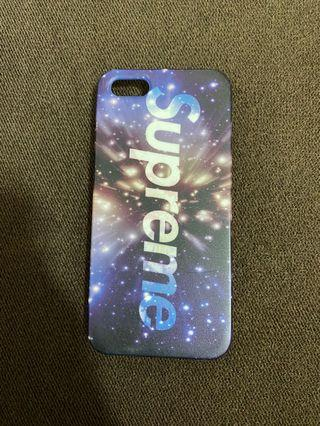 Supreme iPhone 5手機殼